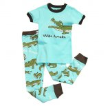 Wide Awake Kids Croc PJ Set