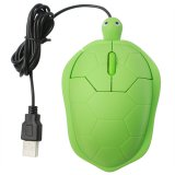 Cartoon Turtle Optical Mouse
