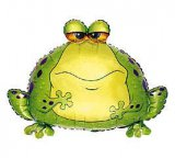Big Bullfrog Mylar Balloon