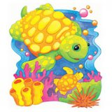 Kids Turtle T-Shirt (Youth)