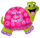 """You're So Special!"" Mylar Turtle Balloon"