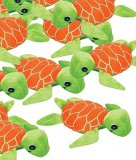 Whimsical Plush Baby Sea Turtles (12)