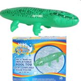 Inflatable Alligator 48""