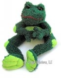 Little Pierre Plush Frog