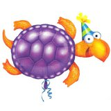 Leap Frog Friends: Turtle Party Balloon