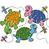 Happy Turtles T-Shirt (Youth)