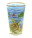 Sea Turtle Double Shot/Juice Glass