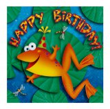 Leap Frog Friends: Large Party Napkins (16)