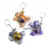 Sand Turtle Keychain (Mixed Colors)