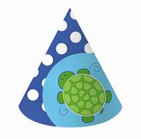 Mr. Turtle: Child's Party Hat (8)