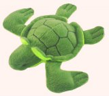 Sea Turtle Plush Magnet