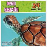 Kids Sea Turtle Puzzle, 24pc