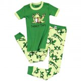 Toadally Tired Kids PJ Set