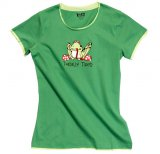 Toadally Tired Fitted T-shirt
