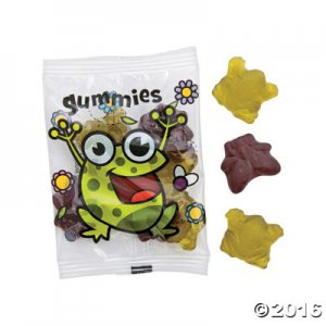 Frog & Fly Gummies
