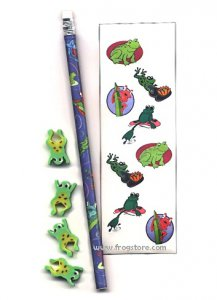 Frog Activity Packs (12)