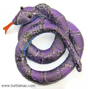 Turtle Max Reptile Gifts Gt Slinky Sand Snake Purple