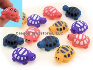 Little Turtle Squirt Toys (12)