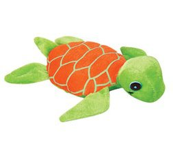 Whimsical Plush Baby Sea Turtle