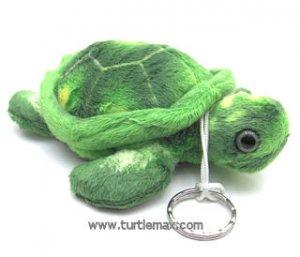 Plush Keychain Sea Turtle