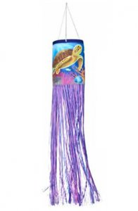 Sea Turtle Shimmer Windsock