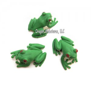 Tiny Mini Treefrogs (Set 3)