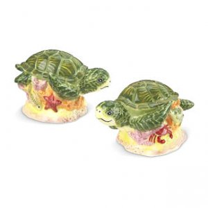 Sea Turtle Reef - Salt & Pepper Shakers