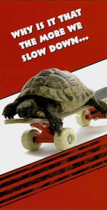 Slow & Fast Turtle Birthday Card
