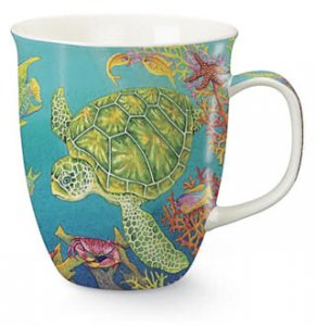 Sea Turtle Reef - Mug
