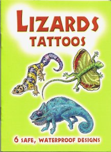 Lizards Tattoos (6)