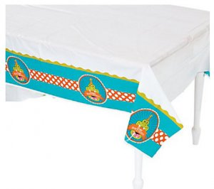 Snappy Alligator Plastic Tablecover